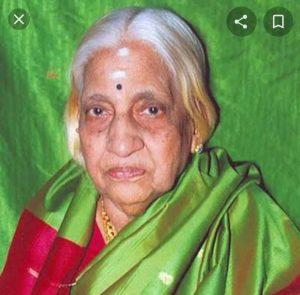 പ്രശസ്ത കര്ണ്ണാടക സംഗീതജ്ഞ പാറശ്ശാല പൊന്നമ്മാള് അന്തരിച്ചു