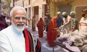 കോവിഡ് : സൗജന്യ റേഷൻ നവംബർ വരെ നൽകാനൊരുങ്ങി കേന്ദ്ര സർക്കാർ